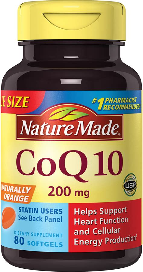 Amazon.com: Nature Made Ginkgo Biloba 30mg, 200 Capsules