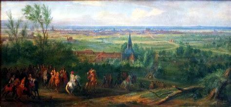 siege lille le siège de lille en 1667 adam der meulen wikiart org