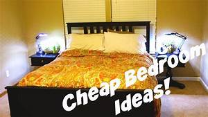 Cheap Bedroom Makeover Ideas Bedroom Design Decorating Ideas