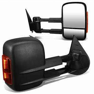 Factory Style Tow Mirrors   Tahoe
