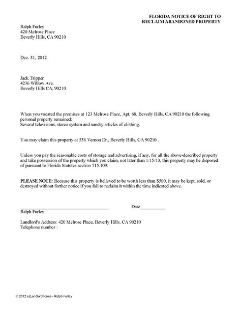 move out letter letter to landlord moving out sop exles