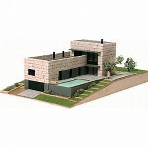 maquette de maison vilomara a construire maquette en With maquette de maison facile a faire
