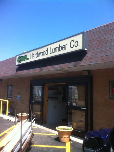 Owl Hardwood Lumber Co  16 Reviews  Building Supplies