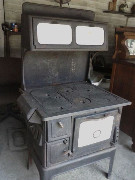 parlor stove images  pinterest wood burning