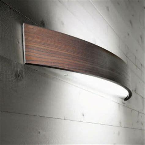 modern wall lights curve wood a breath of fresh air