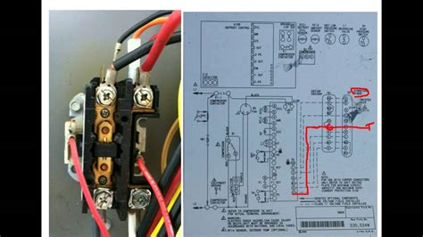hvac training understanding schematics contactors
