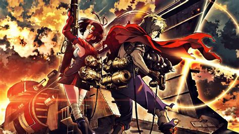 anime epic 2018 most epic battle anime ost warcry kabaneri of the iron