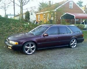 1991 Honda Accord Wagon  3 500