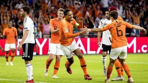 Calcio - UEFA Nations League - Olanda Vs Germania