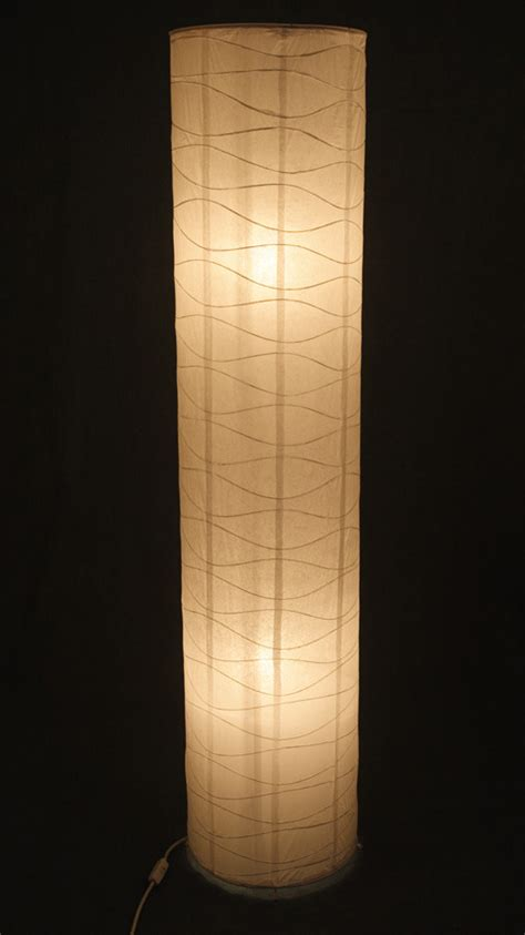 China Floor Lamp (pf008)  China Floor Lamp, Paper Lamp