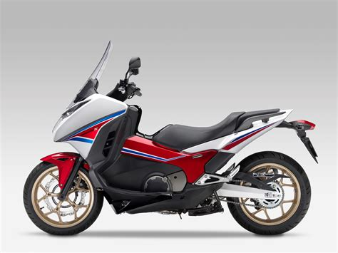 Honda X Adv Image by Honda To Produce X Adv Dual Purpose Scooter Image