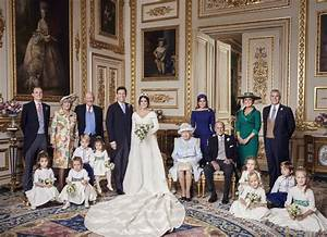 Princess Eugenie and Jack Brooksbank Official Wedding ...