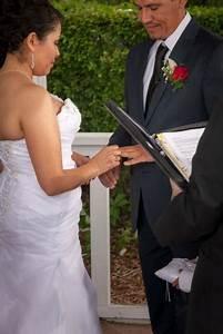 Colorado springs garden wedding for estrella and samuel for Wedding rings colorado springs