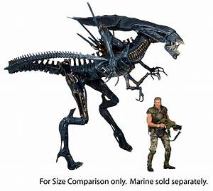 Aliens Xenomorph Queen Ultra Deluxe Boxed Action Figure ...