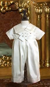 Baby Boy Baptism Outfit Catholic