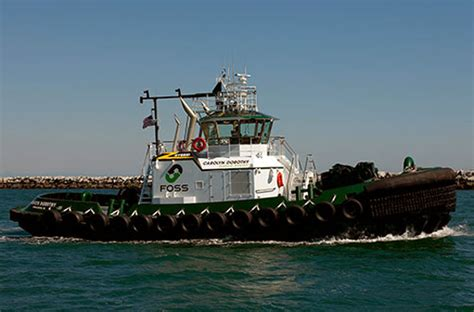 Tugboat Emissions by Energy Efficient Hybrid Tugboats Cut Shipping Emissions