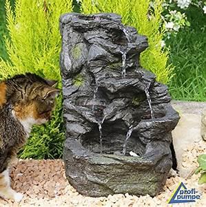 Springbrunnen Für Teich : solar gartenbrunnen brunnen solarbrunnen springbrunnen zierbrunnen vogelbad wasserfall ~ Eleganceandgraceweddings.com Haus und Dekorationen