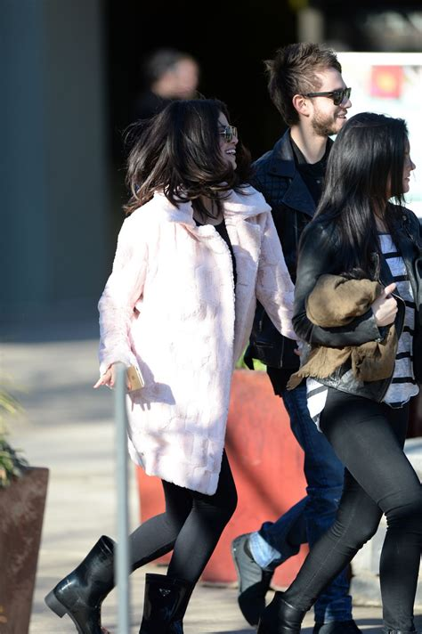 SELENA GOMEZ Out and About in Atlanta – HawtCelebs