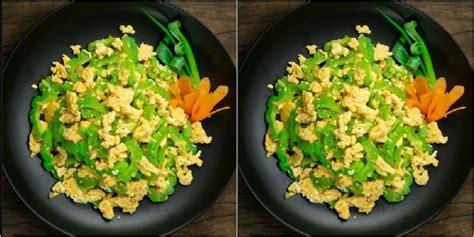 Simpan ke bagian favorit tersimpan di bagian favorit. Resep Tumis Pare Telur Udang, Lezat Tidak Pahit! : Okezone Lifestyle