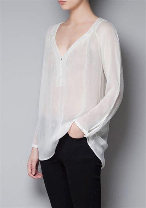white blouse sleeve white sleeve chiffon blouse silk blouses