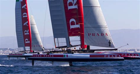 Ac62 Boat by Rossa Foiling Ac45 X 2 Catamaran Racing News Design