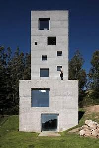 Modern, Design, Inspiration, Tower, House