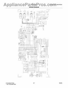 Parts For Frigidaire Frs6r5esb4  Wiring Diagram Parts