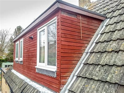 Upvc Shiplap Cladding 6m - anglia roofline upvc cladding replacement solves your
