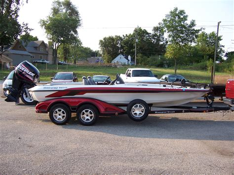 Used Bass Boats Houston Area by Ranger Bass Boats Boats Around Town Used Ranger Bass