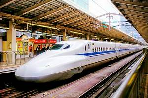 Japan's Bullet Train Lines and Tourists Prompt Land Price ...