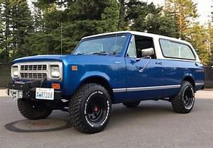 1980 International Harvester Scout Ii Traveler Diesel