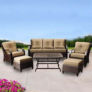 Patio furniture cover100 patio furniture cheap prices for Outdoor sectional sofa costco
