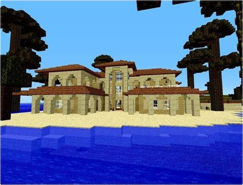 minecraft beach house ideas  pinterest