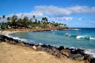 Brennecke's Beach Kauai