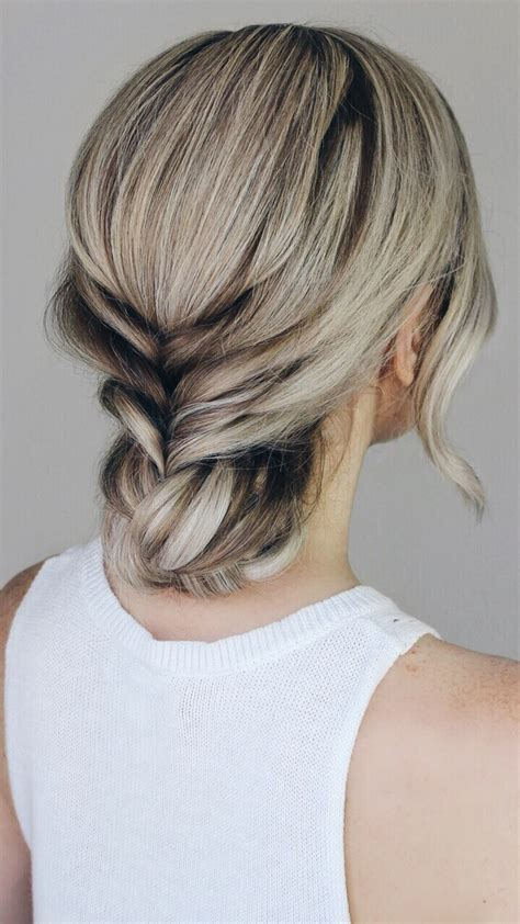 easy hairstyle for formal event hairstyles