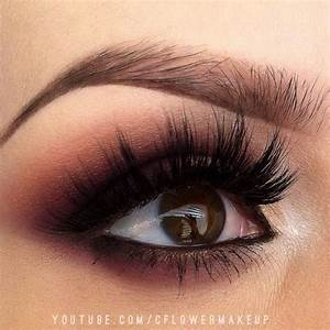 pretty eye shadow colors for brown eyes | Make up ...