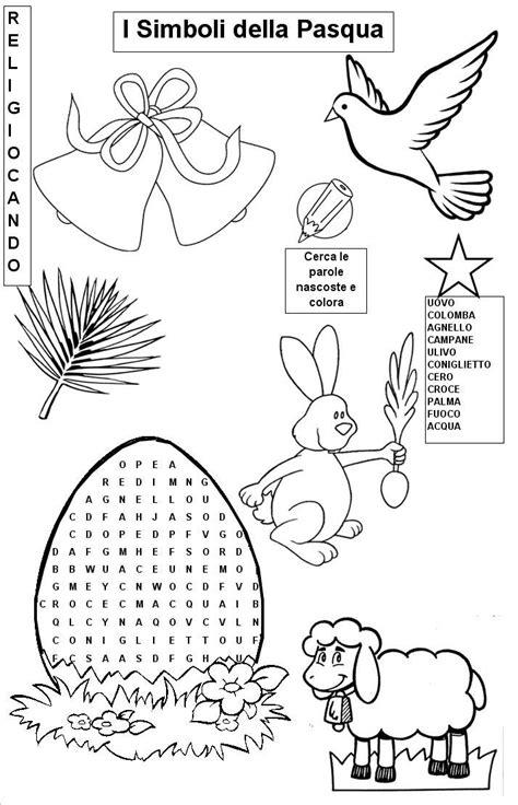 simboli pasquali simboli della pasqua idee pasquali