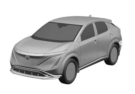 Дізнайтеся більше про nissan ariya 2021. Nissan Ariya EV: production design shown in new patents ...