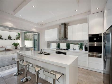 modern kitchen island bench modern island kitchen design marble kitchen photo