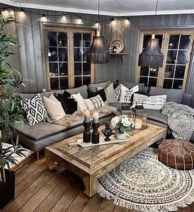New, Stylish, Bohemian, Home, Decor, And, Design, Ideas