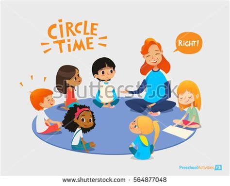 preschool stock images royalty free images amp vectors 547 | stock photo kids listen and talk to friendly preschool teacher during educational activity in kindergarten 564877048