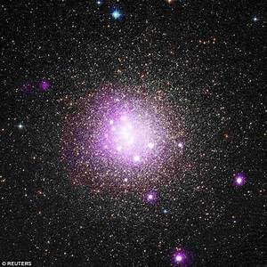 Astronomers spot white dwarf ripping apart planet in Milky ...