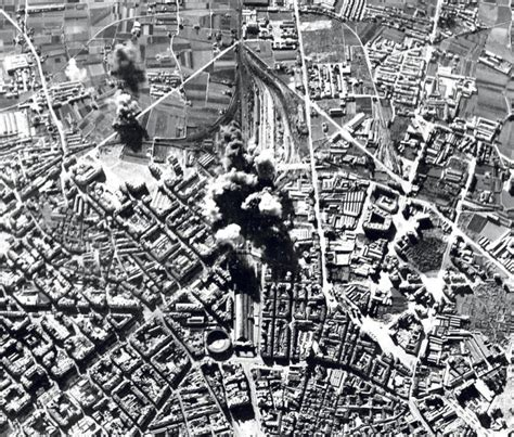 Ufficio Storico Aeronautica Militare Cuando Las Bombas Fascistas Cayeron Sobre Valencia