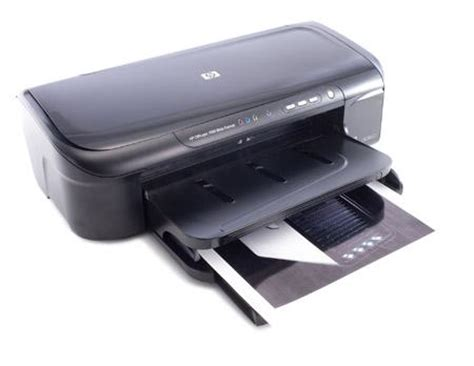 hp officejet  wide format printer review rating