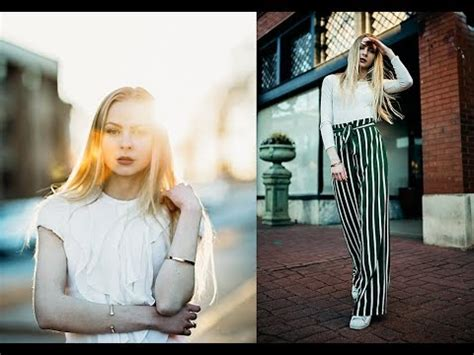 golden hour backlit portrait tutorial high fashion