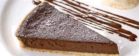 chocolate tart recipes olive magazine