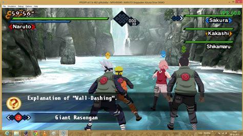 Download Game Ppsspp Naruto Kizuna