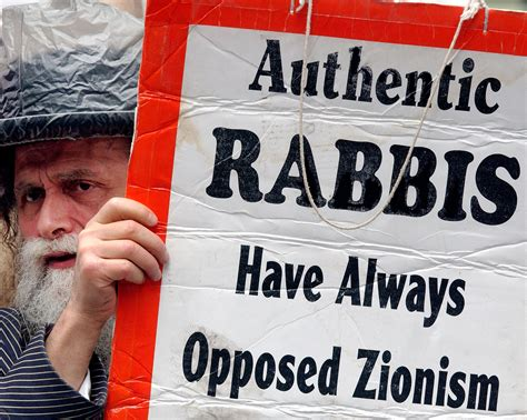 Why Are There Jewish Anti-Zionists?