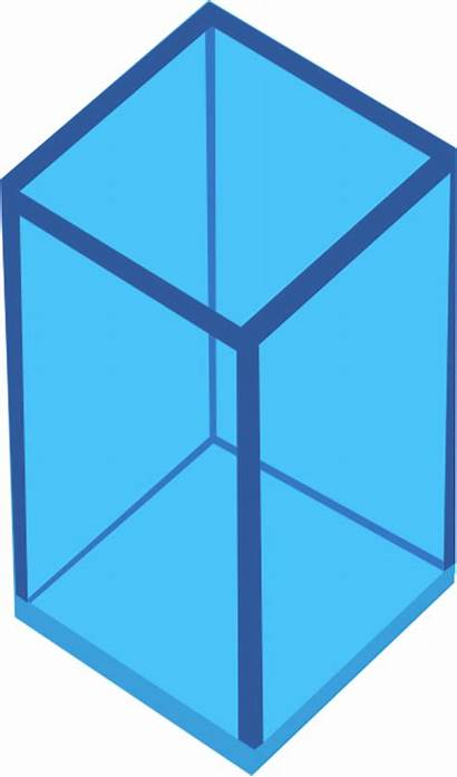 Box Cube 3d Wooden Square Clip Clipart