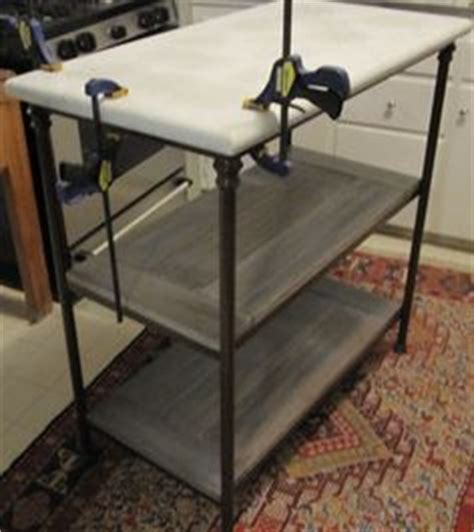 kitchen island legs metal 1000 images about hillcrest decor furniture on pinterest steel patinas and industrial shoe rack